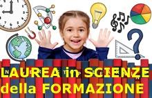 test scienze della formazione
