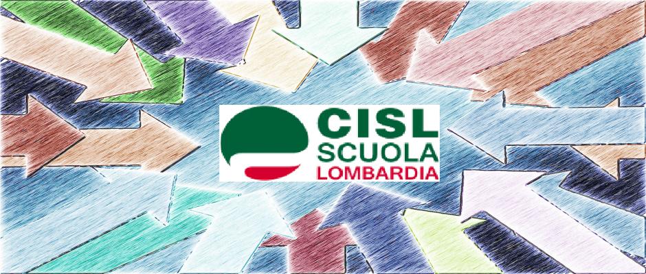 CISL SCUOLA LOMBARDIA -ASSEMBLEA REGIONALE A DISTANZA IRC MERCOLEDÌ 10 FEBBRAIO 2021, DALLE ORE 8 ALLE ORE 11.