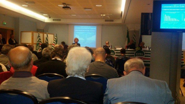 La Cisl a Torino : incontro Furlan Poletti. Il lavoro tra ripresa debole fino ai rischi di esclusione