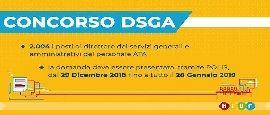 CORSO PREPARATORIO CONCORSO DSGA: Università Cattolica in collaborazione con Cisl Scuola Lombardia e Parma-Piacenza. PROVA PRESELETTIVA 11, 12 e 13 GIUGNO