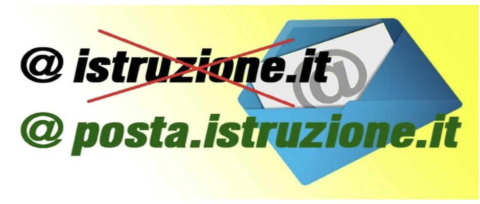 AGGIORNARE L'INDIRIZZO E-MAIL PER CONTINUARE A RICEVERE LE NOSTRE NEWSLETTER