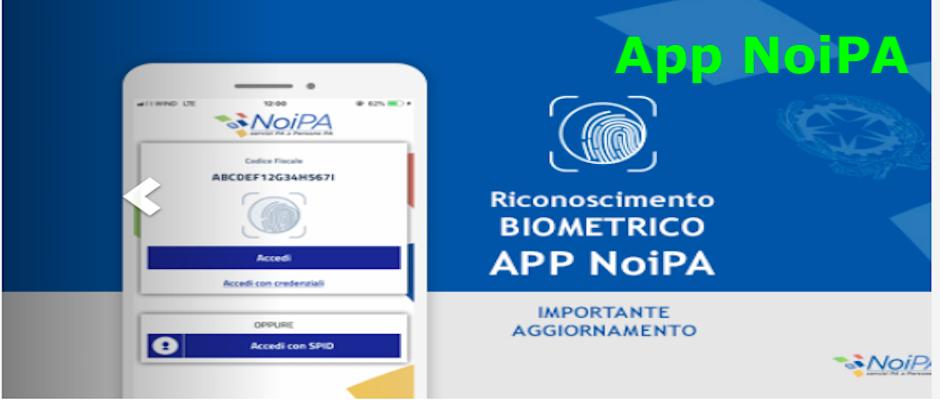 Noi Pa ha reso disponibile una App per Sistemi Android e iOS