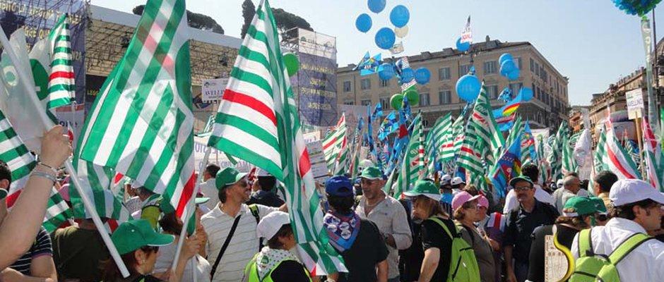 Lavoratori pubblici in piazza l'8 novembre. Comunicato unitario.