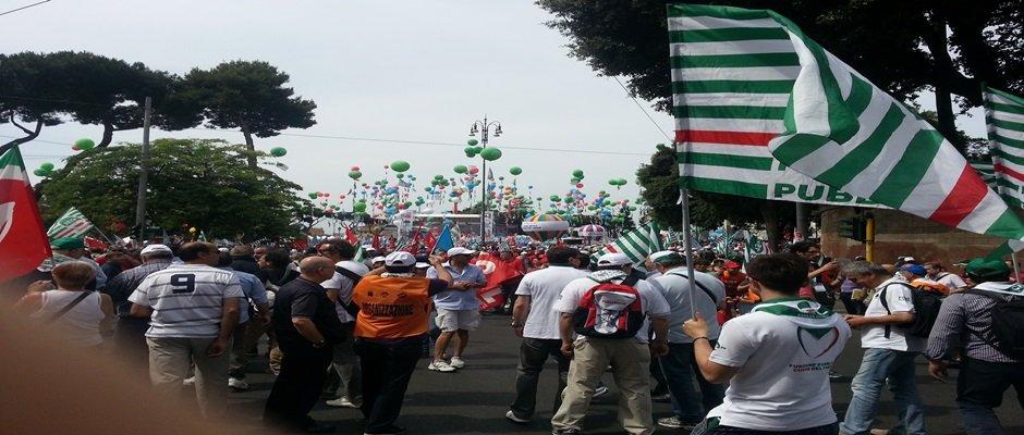 MANIFESTAZIONE UNITARIA A ROMA 9 FEBBRAIO: cambiare le scelte del Governo!