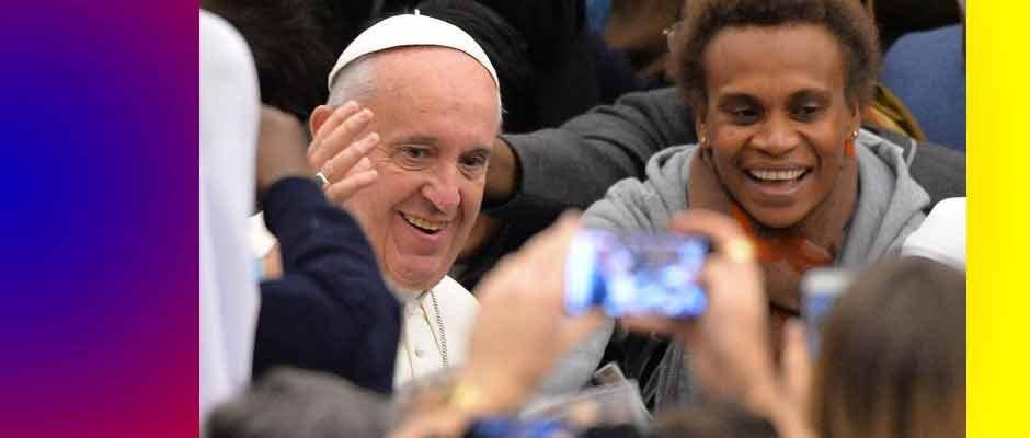Scrima: grazie a papa Francesco, riconosce il valore del lavoro a scuola