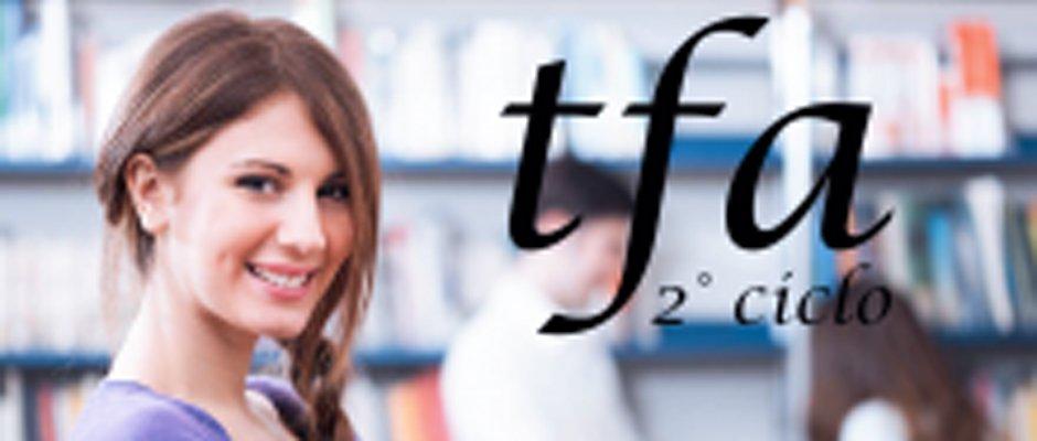 TFA 2° ciclo – Pubblicazione elenchi esiti test preliminare