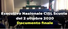 Documento Esecutivo Nazionale