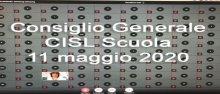 Consiglio generale CISL Scuola