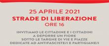 25 aprile strade di liberazione