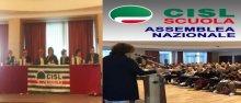 Assemblea Nazionale CISL Scuola Lombardia 2019