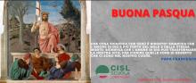 CISL Scuola Lombardia Auguri buona Pasqua