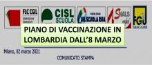 Vaccinazione in Lombardia