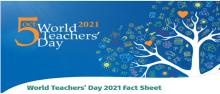 Giornata insegnanti - 5 ottobre
