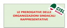 Prerogative sindacali