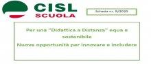Schede_CISL_Scuola_didattica_a_distanza