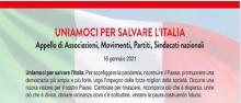 Uniamoci per salvare l'Italia