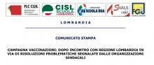Campagna vaccinale_sindacati_incontro_Regione